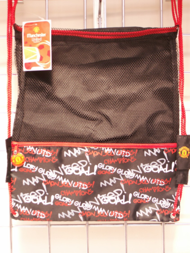 Man Utd Gym Bag
