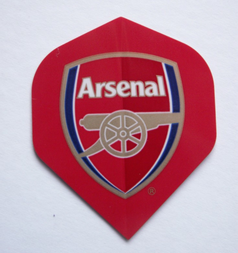 Arsenal Dart flights and stems