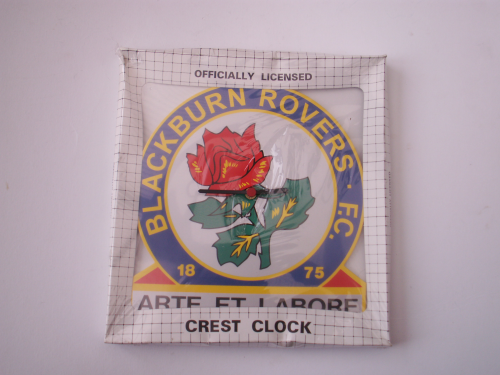 Blackburn wall clock