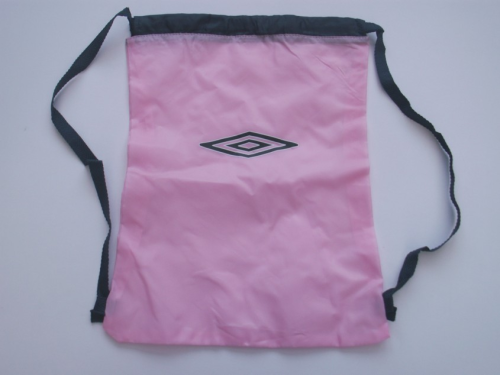 Pink Umbro Gym Bag