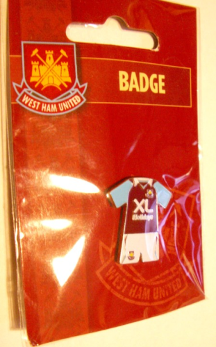 west ham pin badge