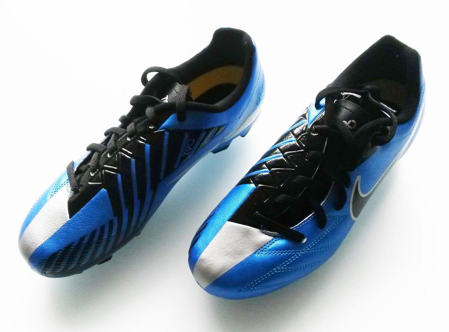 online store 8fd3a c0595 (398) Nike T90 shoot IV FG football boots size 4 BNIB ...