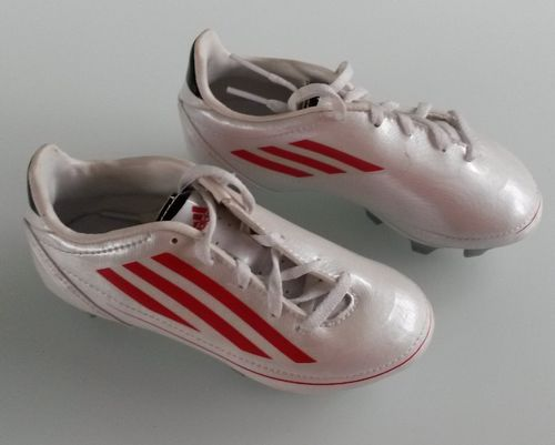 (404) Adidas RS7 TRX SG J rugby football boots size k10 brand new