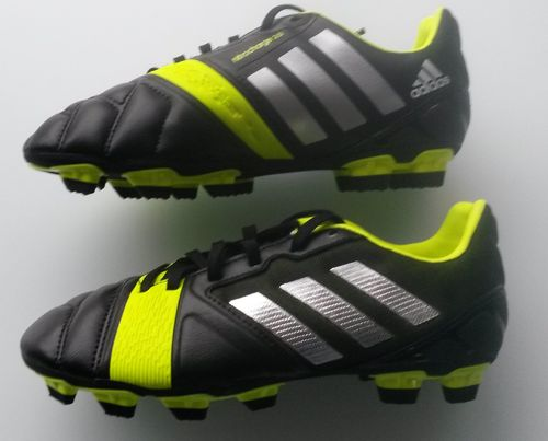 (429) Adidas Nitrocharge 2.0  football boots size 3.5 brand new