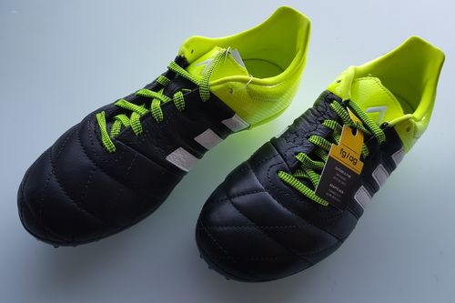 adidas Ace 15.3 FG/AG J childs football boots